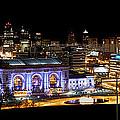 Kansas City Lights by Deb Buchanan