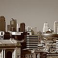 Kansas City Skyline 10 by Frank Romeo