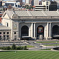 Kansas City - Union Station by Frank Romeo