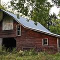 Kansas Hay Barn by Guy Shultz