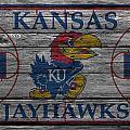 Kansas Jayhawks by Joe Hamilton