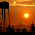 Kansas Sunset by Rob Huntley