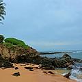 Kapalua Bay Cove by Richard Jenkins
