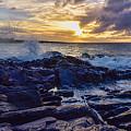 Kapalua Sunset by Joy McAdams