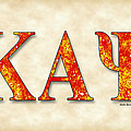 Kappa Alpha Psi - Parchment by Stephen Younts