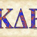 Kappa Delta Rho - Parchment by Stephen Younts