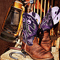 Karen's Cowgirl Gear by Sandra Selle Rodriguez