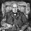 Karl Theodor Weierstrass (1815-1897) by Granger