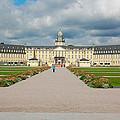 Karlsruhe Palace by Rebecca Kimmelmann
