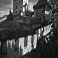 Karlstejn Castle by Joan Carroll