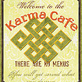Karma Cafe by Debbie DeWitt