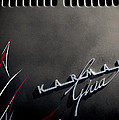 Karmann Black by Douglas Pittman