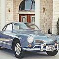 Karmann Ghia Coupe by Jim Smith