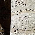 Karnak Temple 11 by Antony McAulay