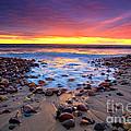 Karrara Sunset by Bill  Robinson