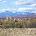 Katahdin From Staceyville 3 by Joseph Marquis
