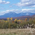 Katahdin From Staceyville 4 by Joseph Marquis