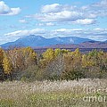 Katahdin From Staceyville 6 by Joseph Marquis