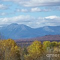 Katahdin From Staceyville 7 by Joseph Marquis
