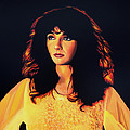 Kate Bush Painting by Paul Meijering