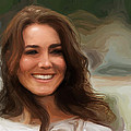 Kate Middleton by Jennifer Hotai