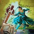 Kathak Dancer 4 by Catf