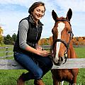 Katherine Pal 16 by Life With Horses
