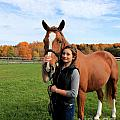 Katherine Pal 18 by Life With Horses