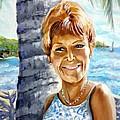 Kathy Smiles by David Francke