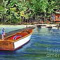 Kathy's Boat by Susan Dalby