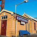 Katoomba Train Station by Yew Kwang