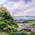 Katz Castle by Sam Sidders