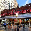 Katz's Delicatessan by Ed Weidman