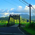 Kauai Bridge by Catherine Rogers