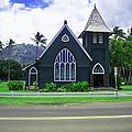 Kauai Church 2 by Catherine Rogers