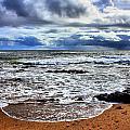 Kauai Glass Beach by Bob Kinnison