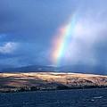 Kauai Rainbow by Catherine Rogers