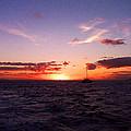 Kauai Sunset by Catherine Rogers