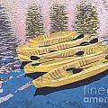 Kayak Dream by Jane Frendberg