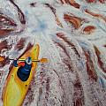 Kayak by Ianoty Art