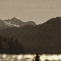 Kayaking On Kachemak Bay by Dan Friend