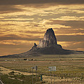 Kayenta Monument Valley by Randall Branham