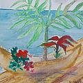 Kayuco Planter Sketch by Kay Heath