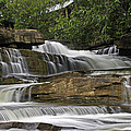 Kbal Chhay Waterfalls by David Freuthal