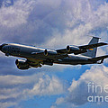 Kc-135 Stratotanker by Tommy Anderson