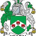 Kearn Coat Of Arms Irish by Heraldry