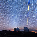 Keck Laser Piercing The Heavens 1 by Jason Chu