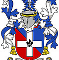 Keenan Coat Of Arms Irish by Heraldry