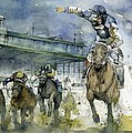 Keeneland  by Michael  Pattison
