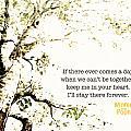 Keep Me In Your Heart by Nancy Ingersoll